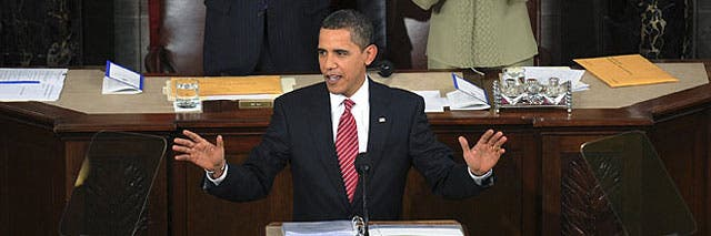 Obama, 'el matamoscas'