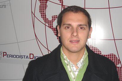 """Albert Rivera cree que Montilla """"genera depresión"""" por su modo de gobernar"""