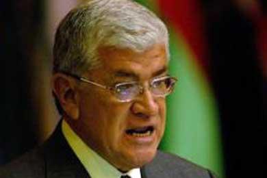 Formulan cargos contra el ex presidente Alfredo Palacios por enriquecimiento ilícito