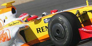 Alonso, más rápido que Hamilton
