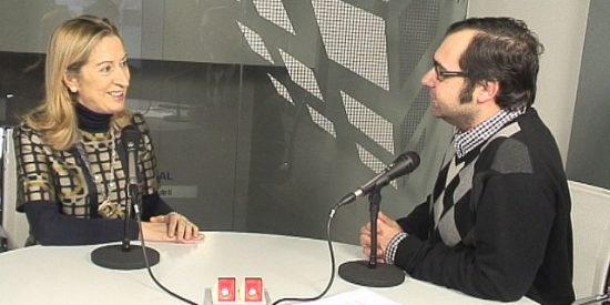 """Ana Pastor: """"""""En las elecciones gallegas no nos la jugamos los del PP, se la juegan los gallegos"""""""
