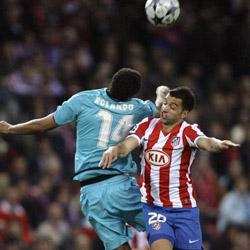 El Oporto pone en evidencia al Atlético