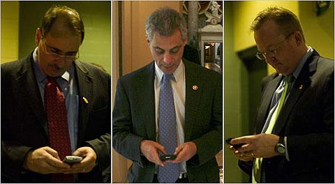 No pintas nada en EEUU si no puedes enviar correos al e-mail secreto del presidente Obama