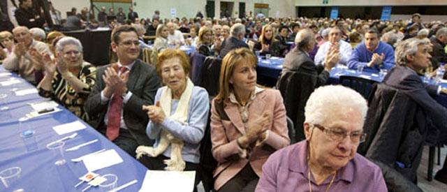 Basagoiti promete quitar los impuestos a los pensionistas si es lehendakari