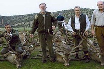 """¿Quiere cazar en la finca del Estado donde caza Bermejo """"gratis total""""?"""