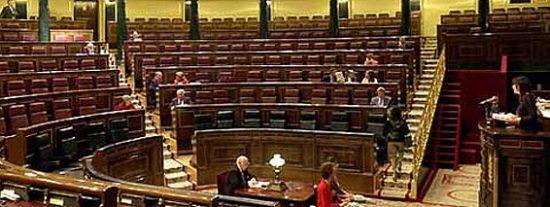 ¿Dónde trabajan los diputados cuando no están en el Congreso?