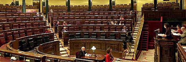 Los diputados no quieren bajarse el sueldo