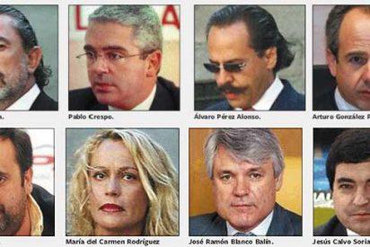 Garzón deja en libertad al ex socio de Agag y al ex vicepresidente de Repsol