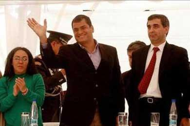 El Gobierno de Ecuador alista cambios en el gabinete de ministros