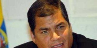 El presidente Correa endurece su posición contra los medios de comunicación ecuatorianos