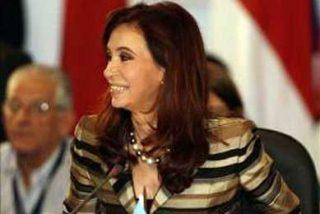 La presidenta de Argentina inicia hoy su primera visita oficial a España