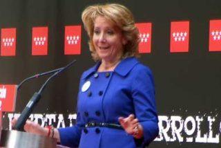 Esperanza Aguirre presentó el nuevo Plan General de Cooperación 2009 - 2012