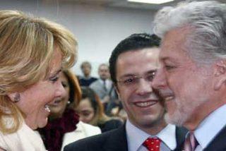 """Esperanza Aguirre: """"rechazo todo tipo de redadas o persecuciones indiscriminadas hacia los inmigrantes"""""""