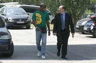 """""""Eto'o ha querido decir que quiere seguir en el Barça pero que no le quieren"""""""