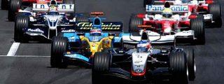 Roures amortiza con las autonómicas los derechos de la Fórmula 1