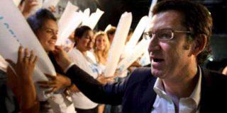 """Núñez Feijóo pone como ejemplo del """"mal hacer periodístico"""" a la TVG"""