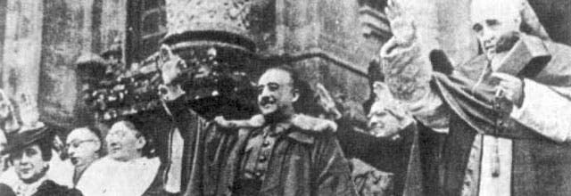 """Franco tenía razón (I) - De Antecedentes a Mayo de 1931"""