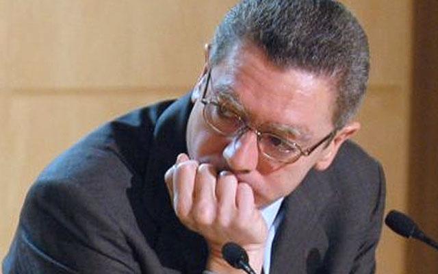 """Gallardón reconoce que se amañó un contrato para la red de Correa y promete """"mano dura"""""""