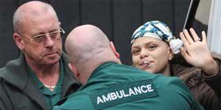 Jade Goody recula y asegura que no filmará su muerte