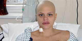 El bodorrio telvisado de la estrella de Gran Hermano con cáncer terminal