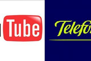 Google y Telefónica se acusan mutuamente de ser las causantes de los fallos en Youtube