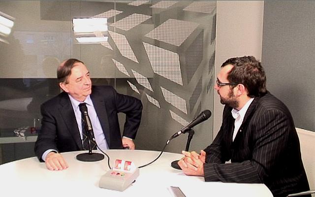 "Iñaki Anasagasti: ""Los socialistas entraron en campaña sobraos pensando que lo de Patxi López sería un paseo militar"""