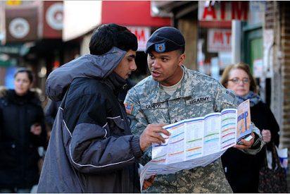 El Ejército de E UU abre sus puertas a los inmigrantes temporales
