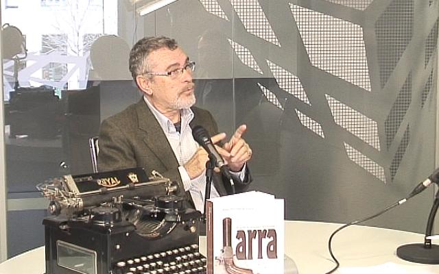"""Jesús Miranda de Larra: """"Sin libertad ni justicia, a Larra se le acabaron los argumentos para seguir viviendo"""""""