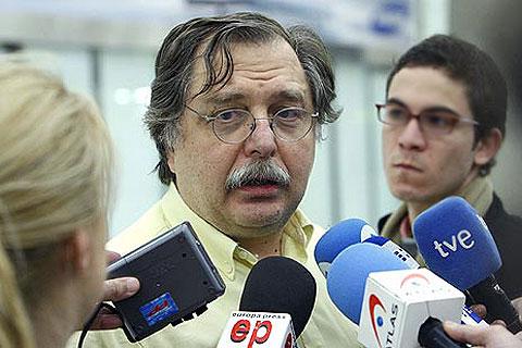 """Luis Herrero: """"No me arrepiento de nada de lo que dije en Venezuela"""""""