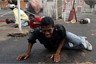 La policía masacra a 25 manifestantes ante el palacio presidencial de Madagascar