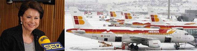 Maleni se va con su equipo a Siberia para aprender a gestionar nevadas