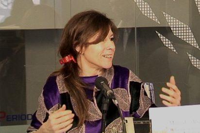 """Mercedes Abad: """"Siempre escribo contra los pomposos"""""""