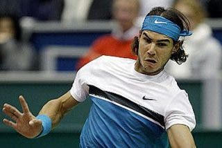Nadal vapulea a Monfils y jugará la final de Rotterdam con Murray