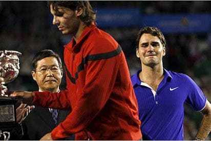 """Nadal: """"Ver llorar a Federer hace que disfrutes menos de la victoria"""""""