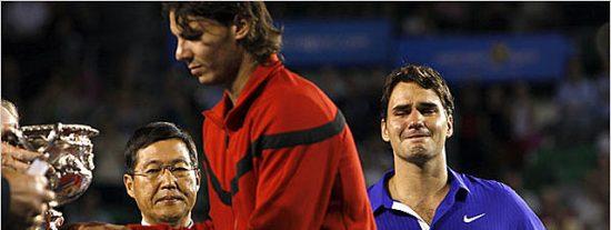 La derrota de Nadal abre las posibilidades de Federer de recuperar el número uno