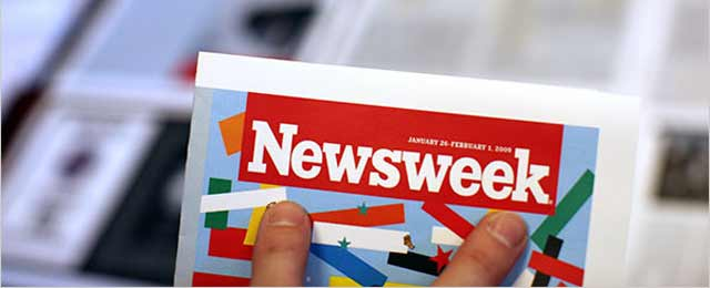 Newsweek inicia su travesía en el desierto