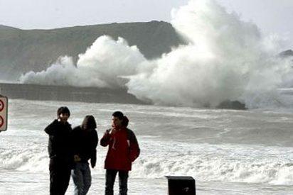 La ola más alta de la historia de España