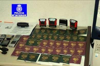 Desarticulada en Vigo una organización que introducía ilegalmente senegaleses