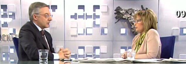 Telecinco ataja la caída de audiencia fulminando a la Campos