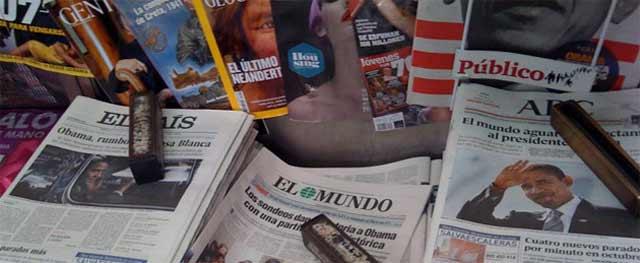 Los sindicatos de periodistas no se 'fían' de los editores