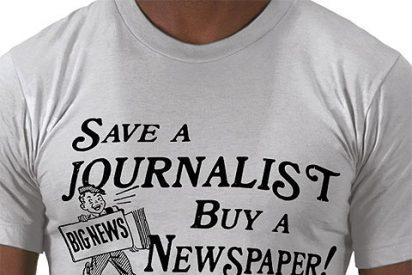 Más de 5.000 periodistas se irán al paro este año en España por la crisis