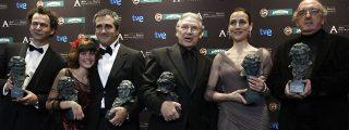 """""""Camino"""" arrasa en los premios Goya y ajusta cuentas con el Opus Dei"""