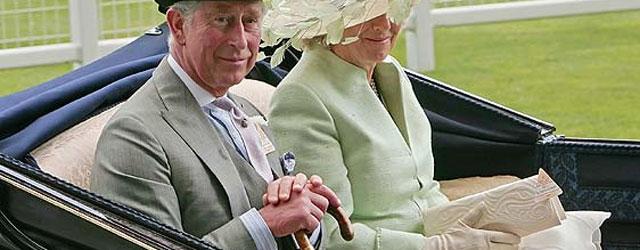 Carlos de Inglaterra, un ecologista en 'jet' privado