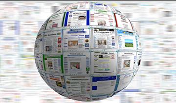 La publicidad aumentarán en Internet y descenderá en casi un 17% en los diarios gratuitos