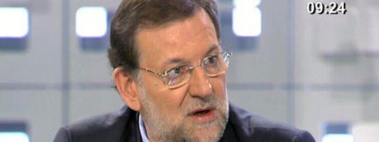 """Rajoy: """"Garzón es socialista"""""""