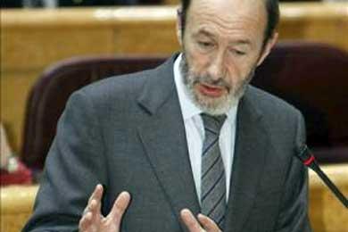 """Rubalcaba dice que la acusación de la embajadora de Bolivia """"no es de recibo"""""""