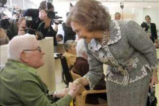La Reina inaugura en Barcelona un hospital para enfermedades degenerativas