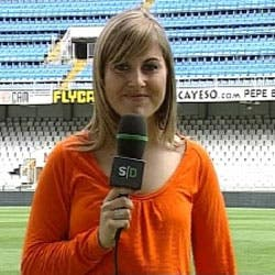Susana Guasch, defensora de Juande Ramos