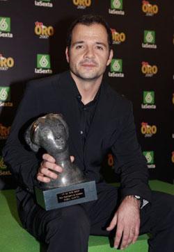 TVE y Antena 3 acaparan los premios TP con cuatro galardones cada una