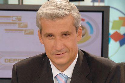 Víctor Arribas celebra sus 1.000 Telenoticias siendo líder de audiencia